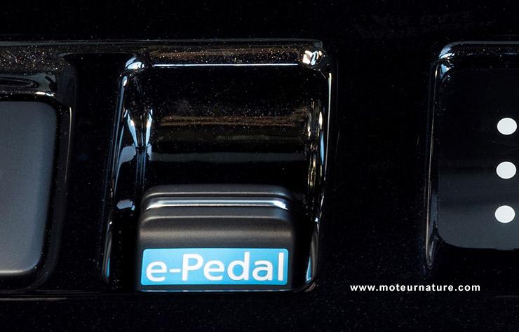 Nissan e-Pedal