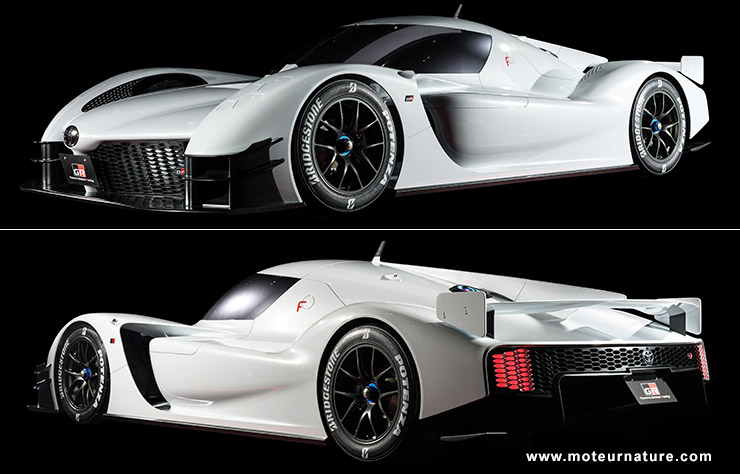 Toyota Gazoo Racing Super Sports Concept