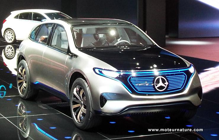 Concept Mercedes EQ