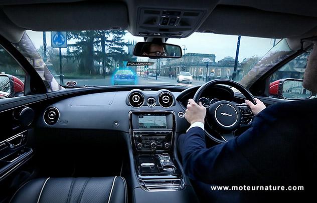 Imagerie virtuelle chez Jaguar Land Rover