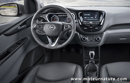 Opel se relance sur le bas de gamme avec sa Karl