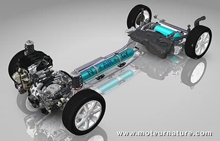 niro hybride rechargeable prix