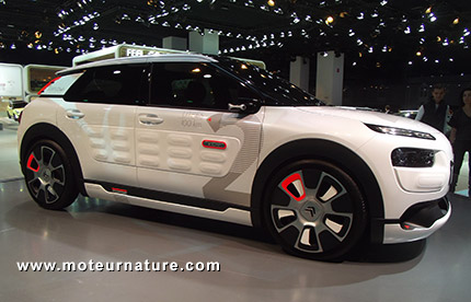 Concept Citroën Cactus Airflow 2 l/100 km