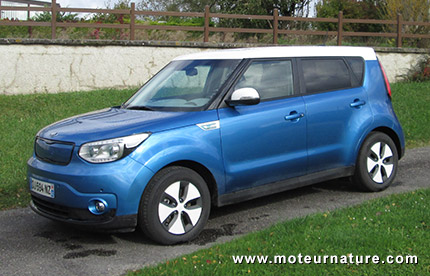 kia soul l 39 lectrique plus s re que le diesel. Black Bedroom Furniture Sets. Home Design Ideas