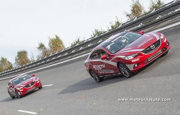 Mazda 6 diesel SkyActiv