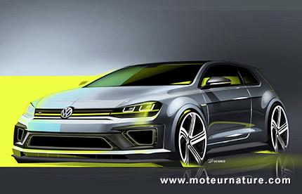 Volkswagen Golf GTD R