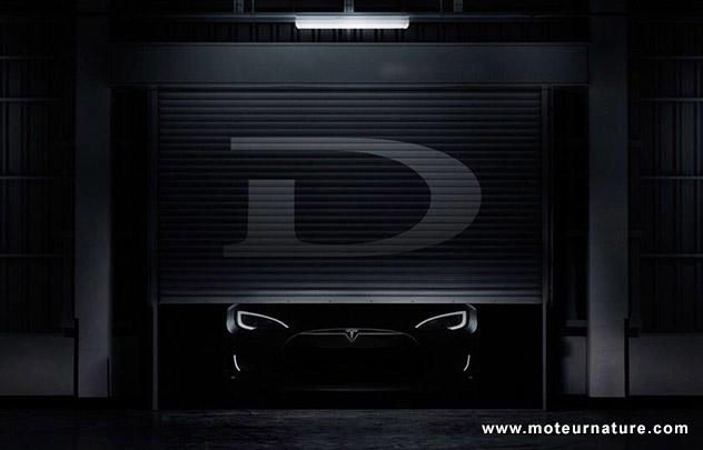 Elon Musk annonce le D