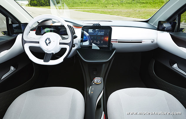 Renault Eolab hybride rechargeable