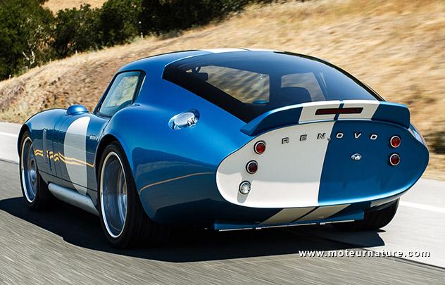 Par Renovo Motors Une Cobra Daytona 233 Lectrique