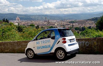 car2go à Florence