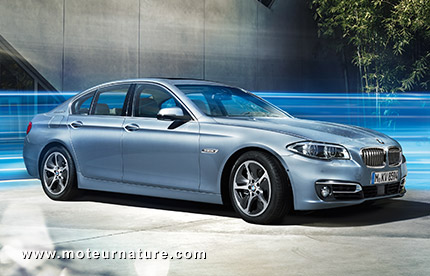 BMW 5 ActiveHybrid