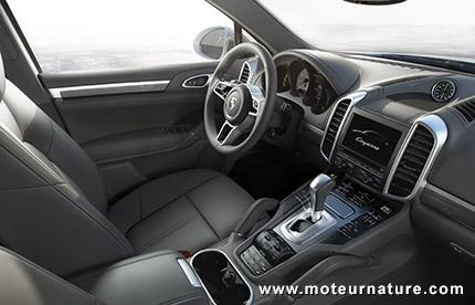 Porsche Cayenne S E-Hybrid rechargeable