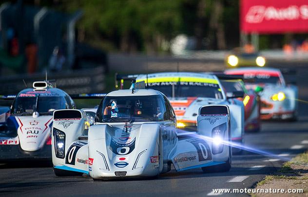 Nissan ZEOD RC au 24 Heures du Mans 2014