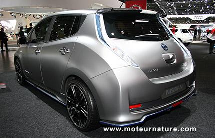 Nissan Leaf kit Nismo