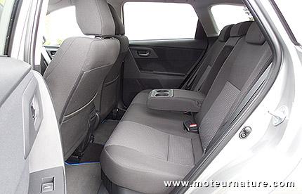 Toyota Auris Touring Sports HSD hybride