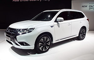 Plus de 50 000 Mitsubishi Outlander PHEV en Europe