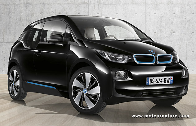 un jeu pour gagner une bmw i3. Black Bedroom Furniture Sets. Home Design Ideas