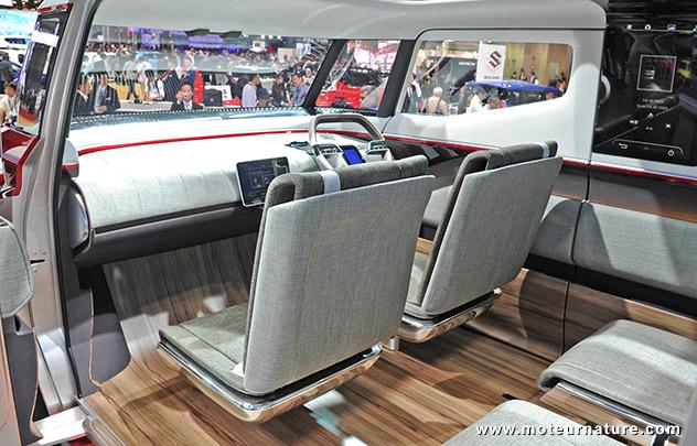 Suzuki Air Trizer concept