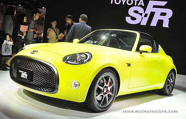 Toyota SFR