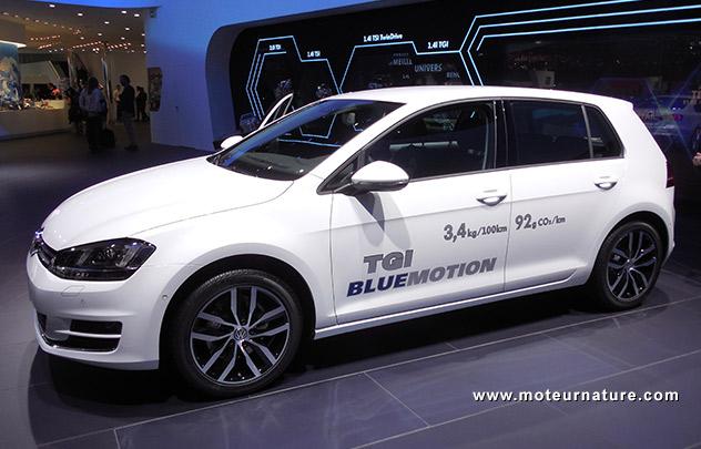 Volkswagen Golf TGI