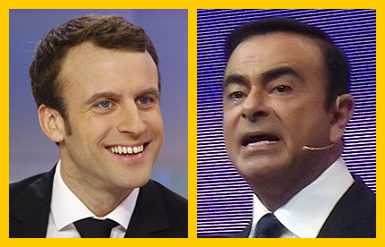Ghosn ou Macron : à qui faire confiance ?