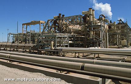Passion suv l 39 ind cence d 39 une baisse du prix du gaz naturel for Prix du gaz naturel