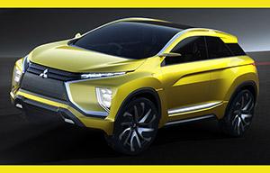 Un concept Mitsubishi électrique prometteur