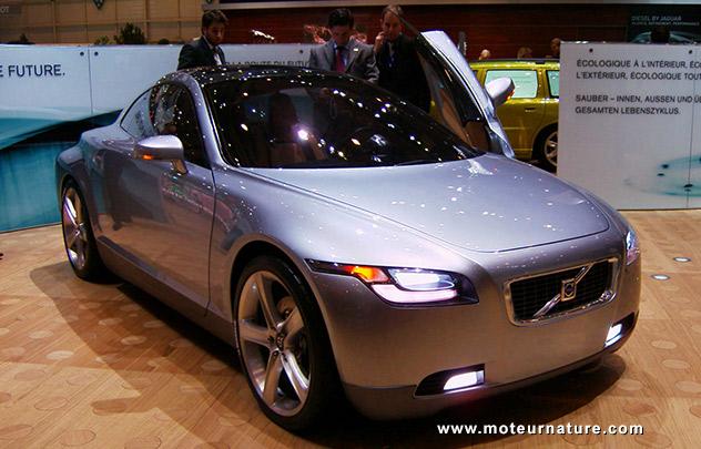 Volvo 3CC concept 2005