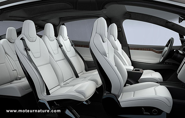 tesla model x l 39 colo pas tout fait colo. Black Bedroom Furniture Sets. Home Design Ideas