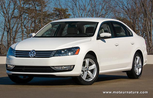 Volkswagen Passat americaine