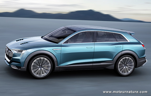 Electric Audi etron SUV to be revealed on 17 September