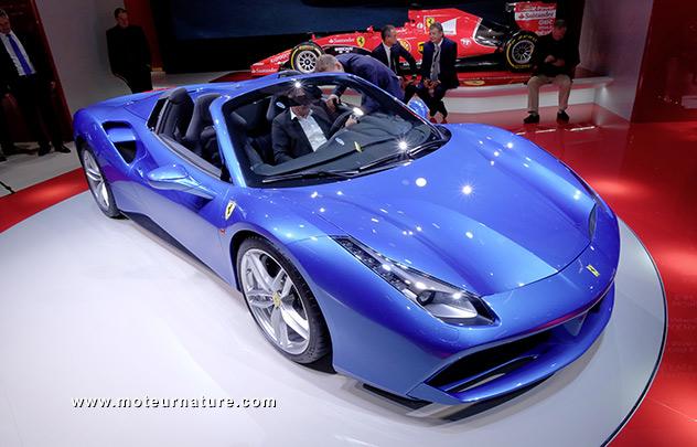 Ferrari dit non aux électriques