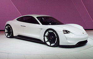 Porsche MissionE
