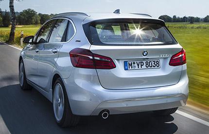 Concept BMW 225xe