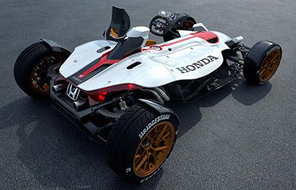 Honda Project 2 4: génial ou stupide?