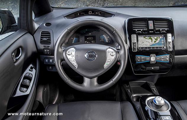 Nissan Leaf 2016 avec batterie 30 kWh
