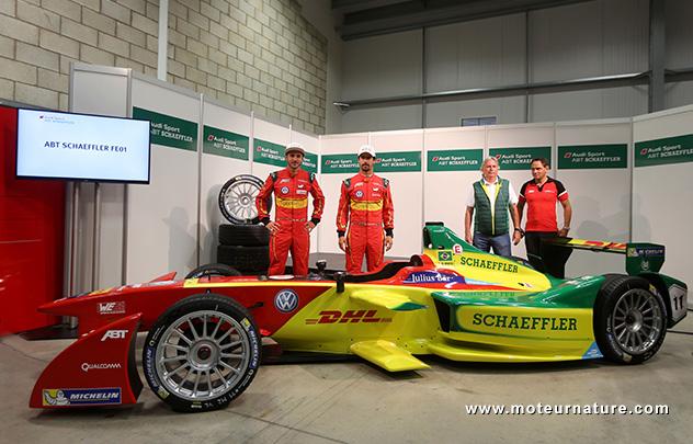 Formula E Abt Schaeffler FE01