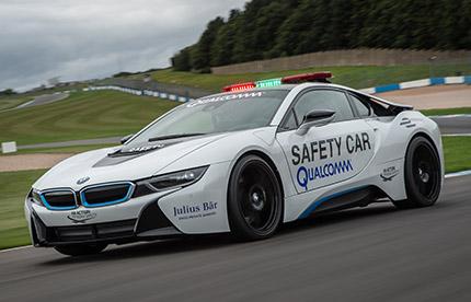 BMW accroit sa présence dans le championnat FormulaE