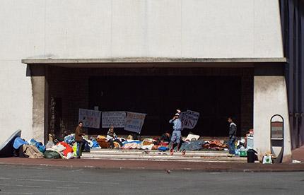 Calais, drame humain, économique et écologique