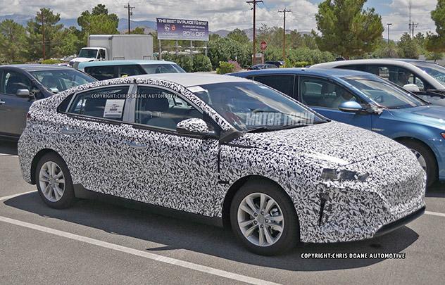 2016 - [Hyundai] Ioniq Hyundai-prius