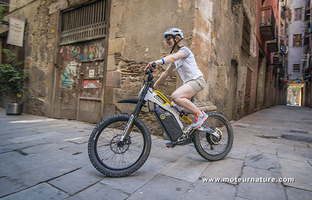 Bultaco Brinco électrique