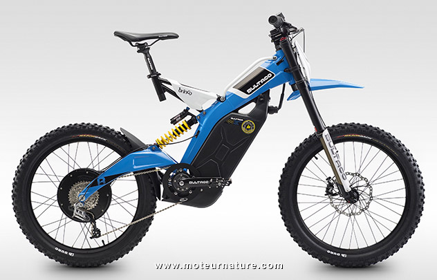 vtt electrique bultaco brinco. Black Bedroom Furniture Sets. Home Design Ideas