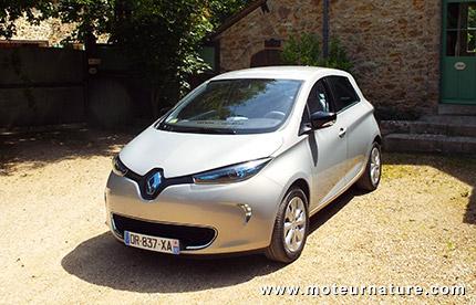 Renault surveille sa Zoé de près