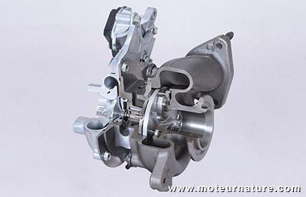 Turbocompresseur Toyota