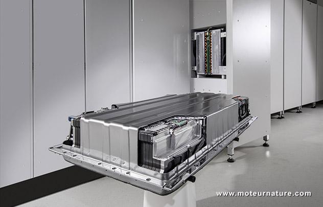 Batterie stationnaire Daimler