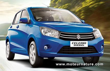Suzuki Celerio diesel