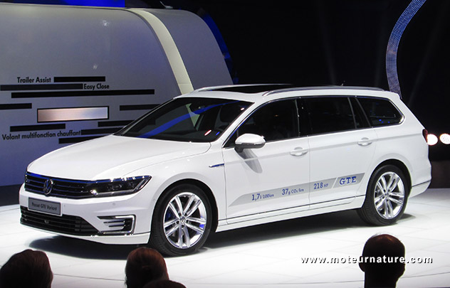 topic officiel de la vw passat viii gte 2015 page 4 passat cc volkswagen forum marques. Black Bedroom Furniture Sets. Home Design Ideas