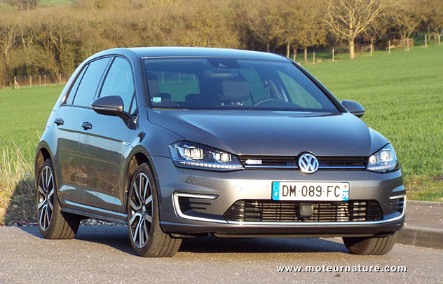 volkswagen golf gte le compromis essai d taill. Black Bedroom Furniture Sets. Home Design Ideas