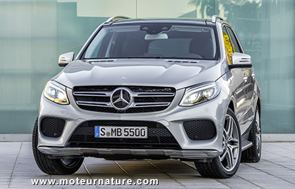 le suv mercedes gle 500e hybride rechargeable. Black Bedroom Furniture Sets. Home Design Ideas