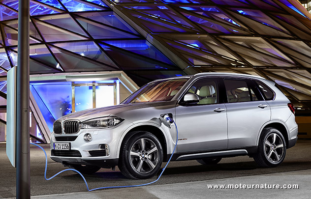 bmw x5 xdrive 40e un hybride rechargeable qui a tout prouver. Black Bedroom Furniture Sets. Home Design Ideas